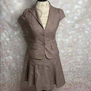 The Limited Collection Tweed Skirt Suit